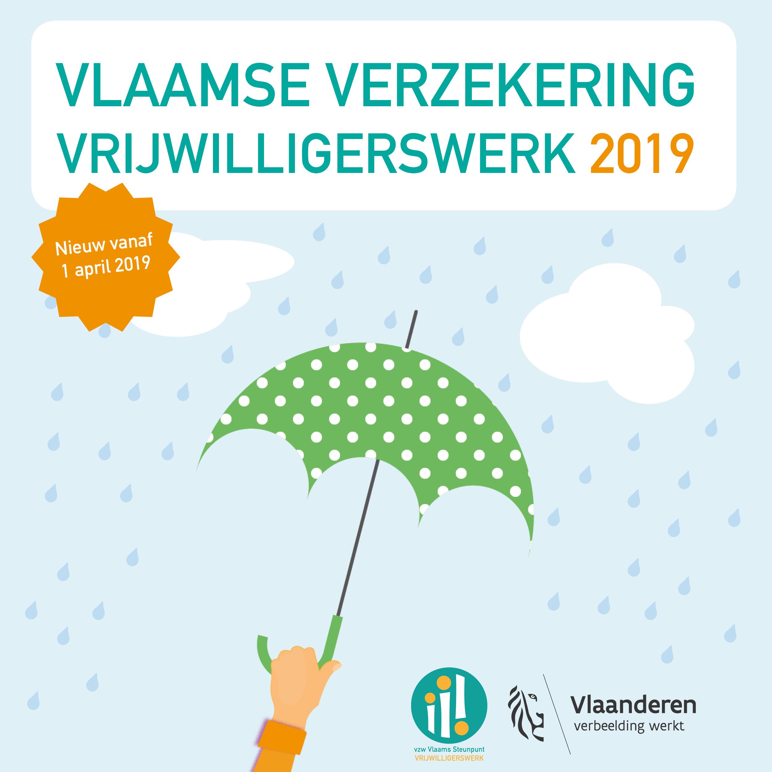 Gratis Vlaamse Vrijwilligersverzekering